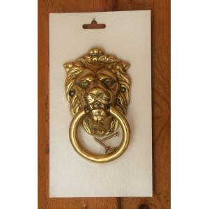 Dørhammer med løvehoved