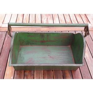 Stor kasse m/vippehank